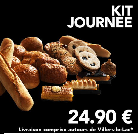 KIT JOURNEE